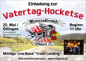 Flyer_Rotgockel_Vatertag 2017
